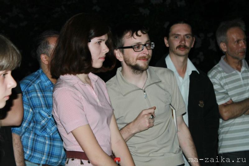 Ночь в музее Федина, Саратов, 21 мая 2011 года