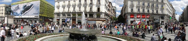 Ода Имперскому Мадриду, майские-2011