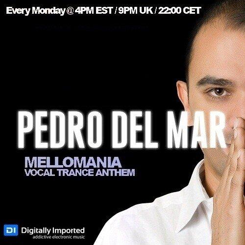 Pedro Del Mar - Mellomania Vocal Trance Anthems 155 (2011-05-02)
