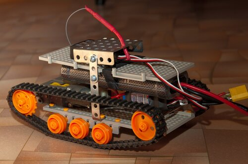 Tank chassis «