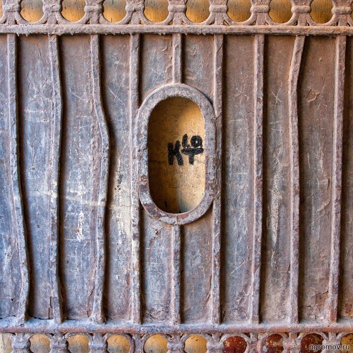 Формализм: овал (ворота, кабель, овал, форма)