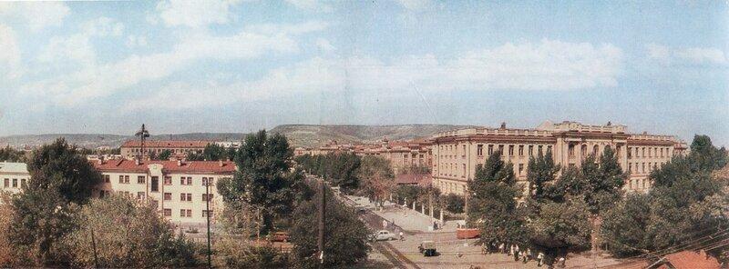 Университет, 1967 год