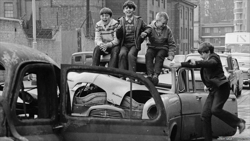 Henry Grant picture, taken in April 1967.