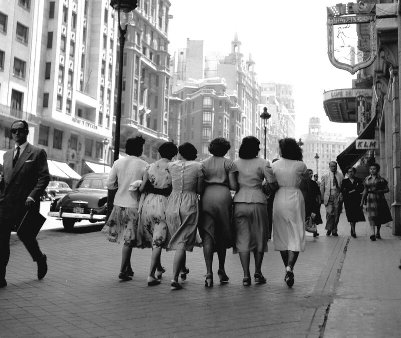 Madrid 1959 de Francesc Catalá Roca