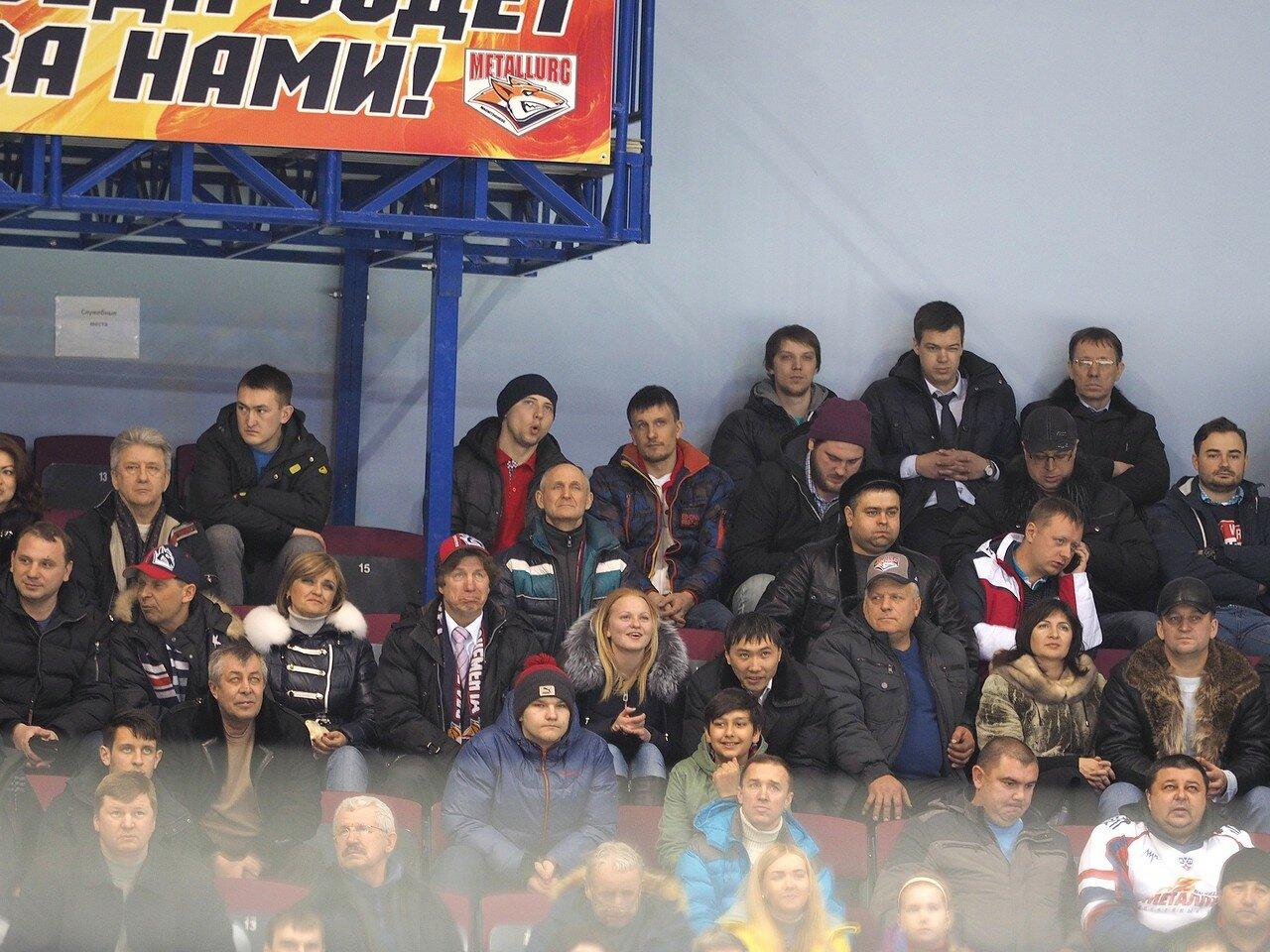 61Металлург - Динамо Минск 13.01.2015