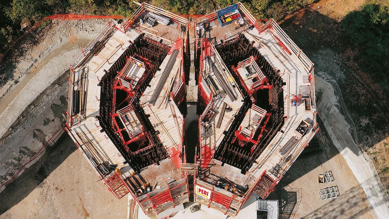 Как строили Виадук Мийо - самый высокий мост в мире