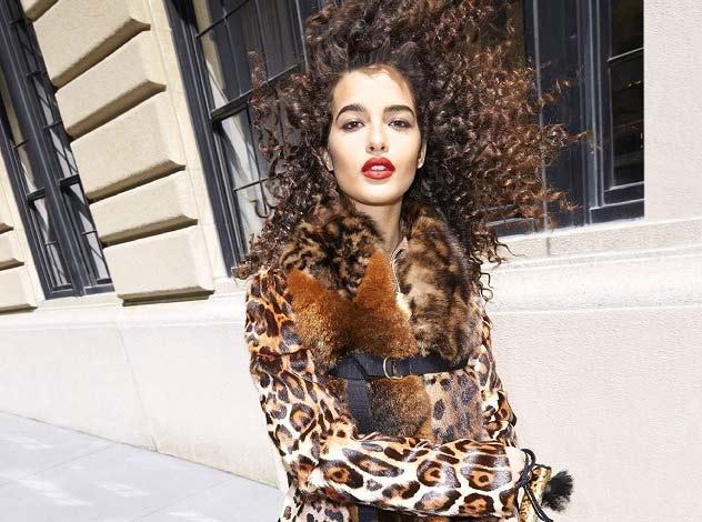 носить леопардовые вещи