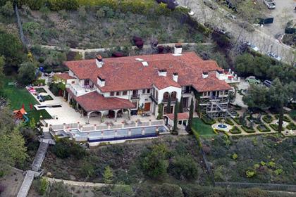 Супермодель по имени Хайди Клум просит за недвижимость в Лос-Анджелесе 25 миллионов $
