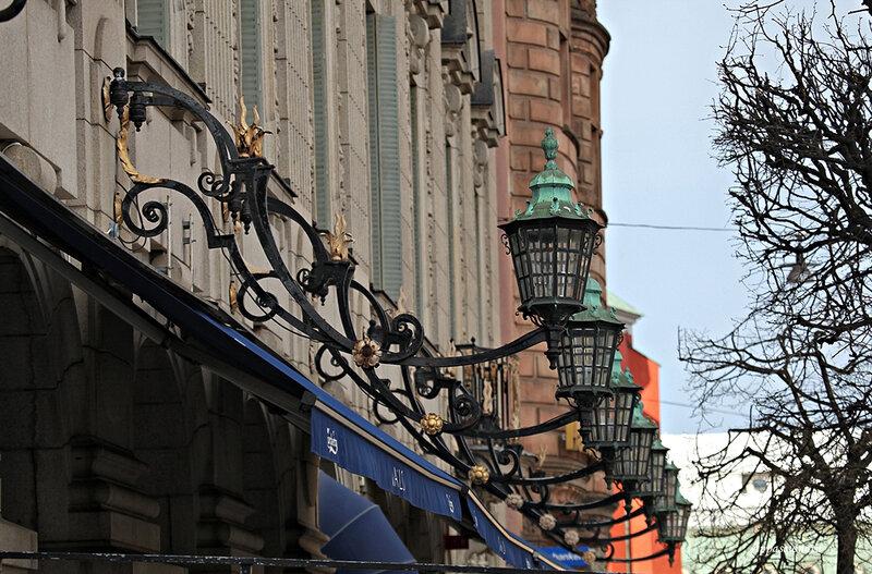Веста в Стокгольме