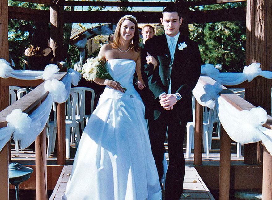 После свадьбы эта пара воплотила вжизньто, очем мечтают многие изнас