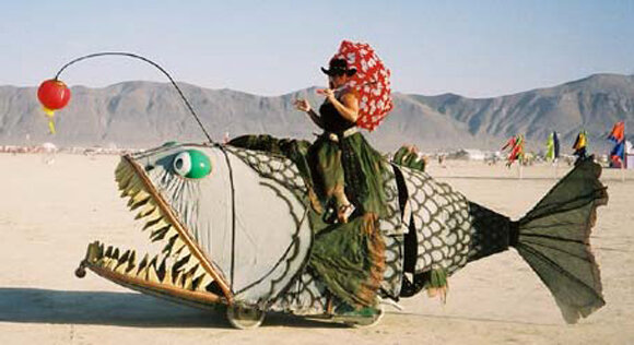 Desert to Dream A Decade of Burning Man Photography