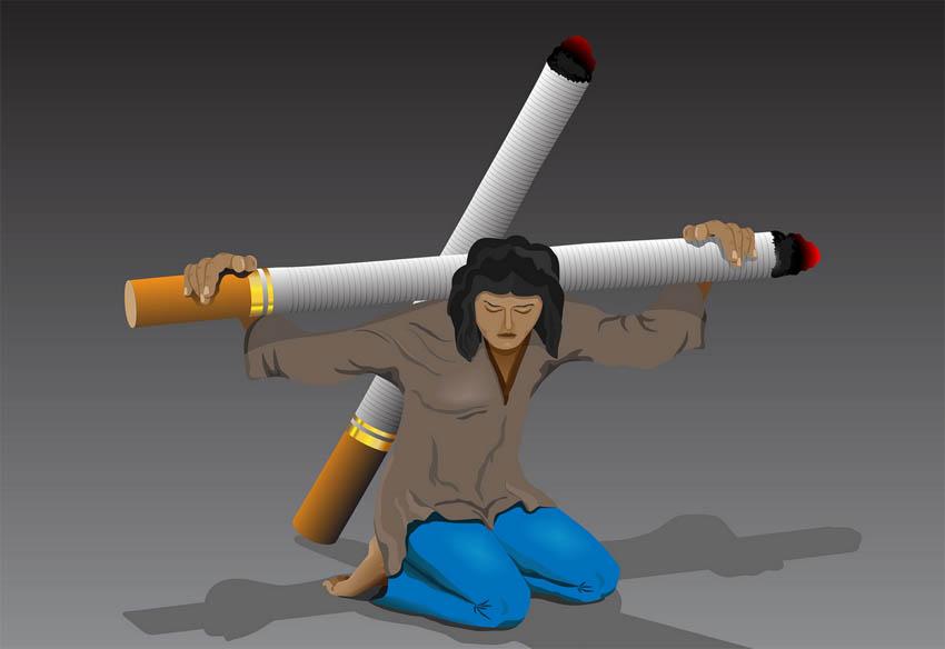 Анапа против курения