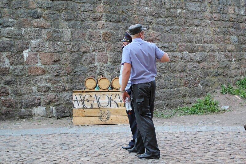 полицейские и медовуха - фестиваль «Майское дерево 2014»