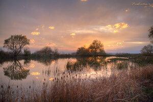 Монастырское озеро.
