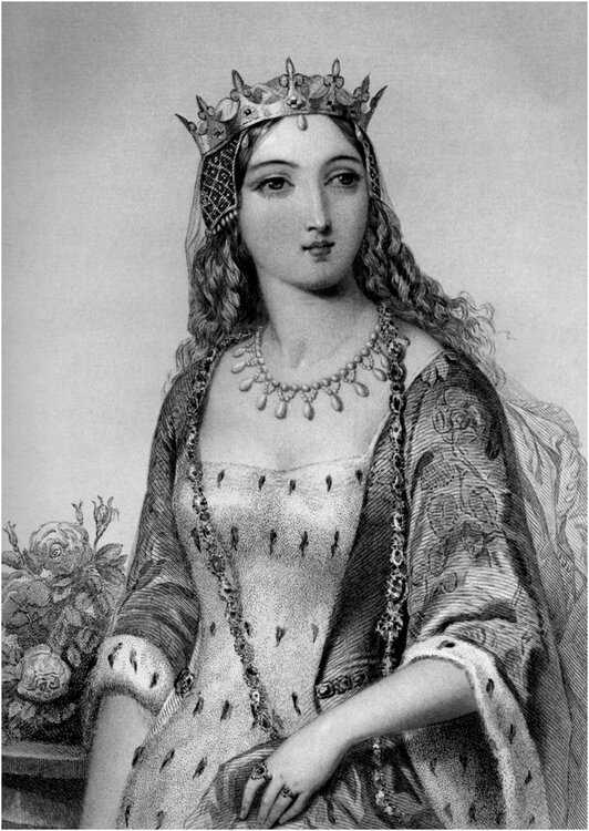 маргарита французская королева венгрии