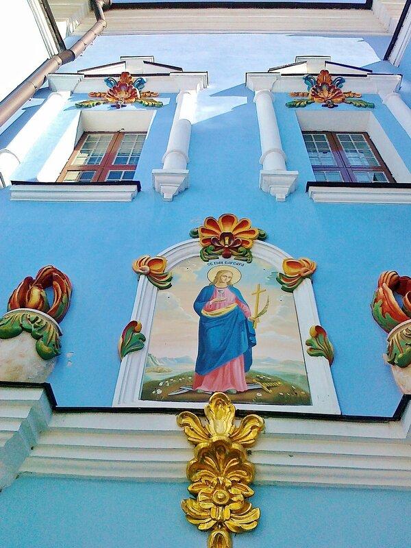 Декор Михайловского собора