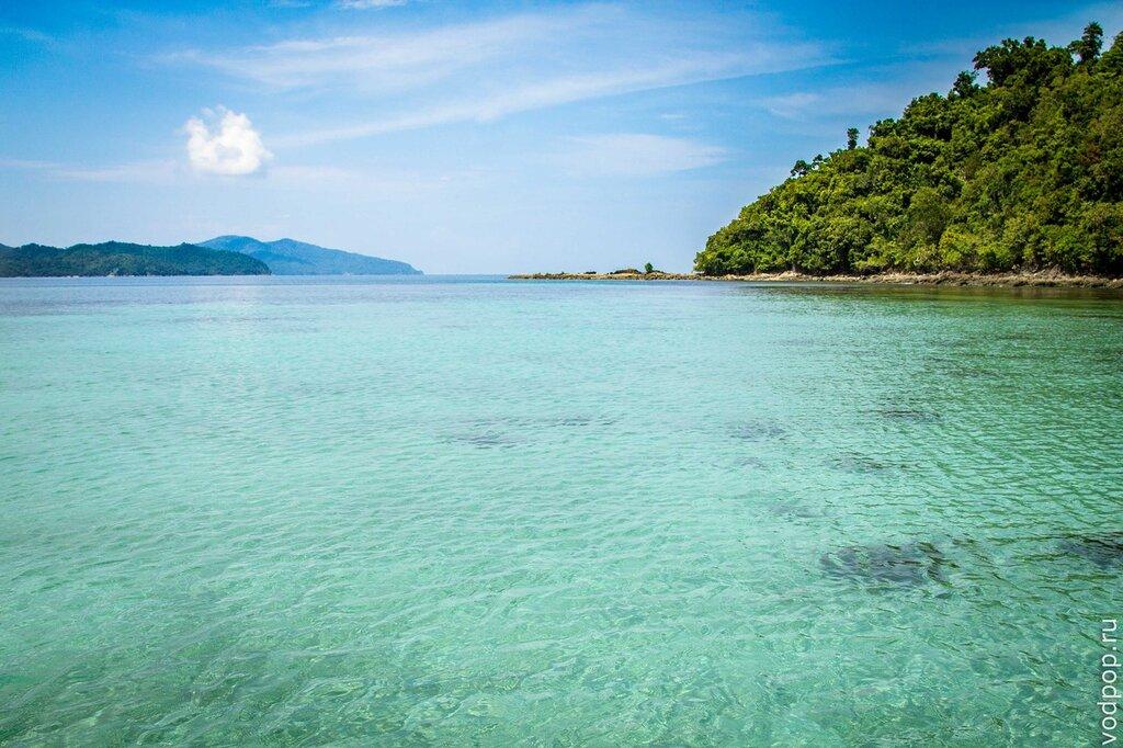 Самые красивые острова Филиппин German Island San Vicente