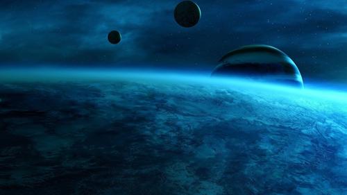 Космические фоны