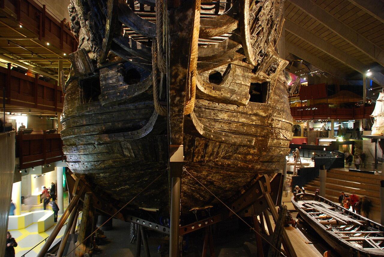 Vasa. Музей одного корабля.