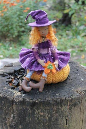 добрая ведьмочка