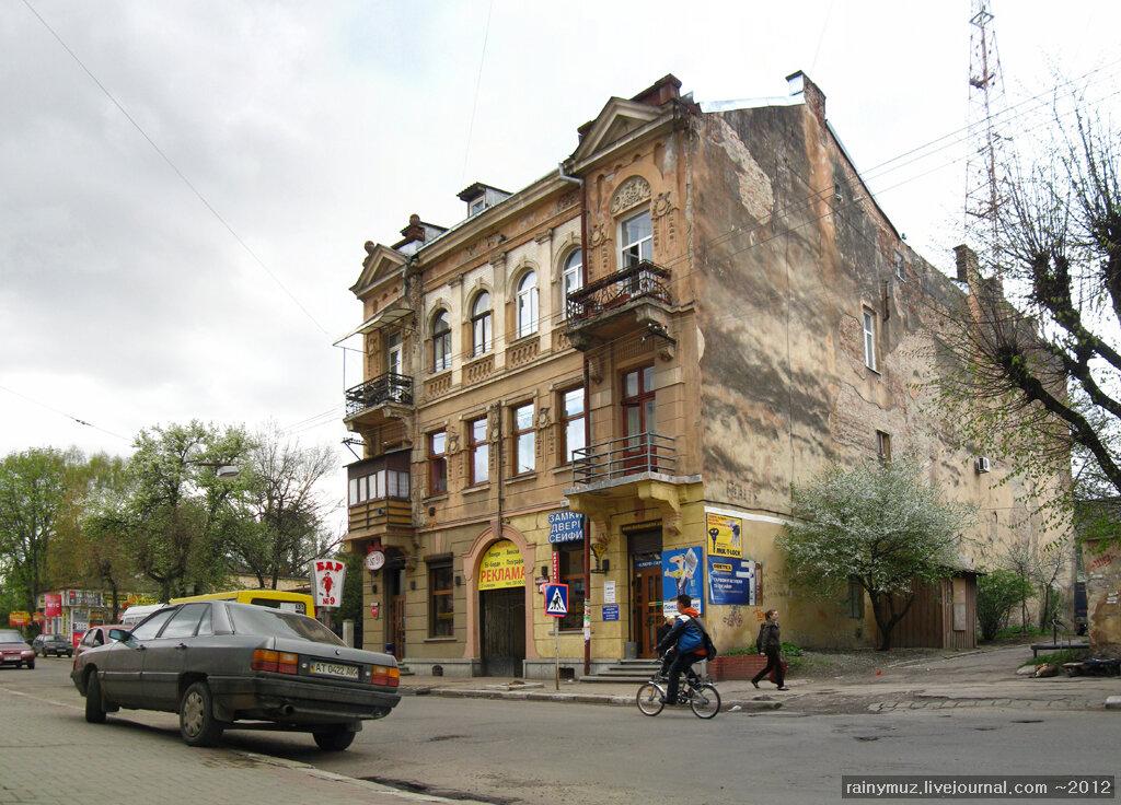 Ивано-франковск, улмарии подгорянки 23