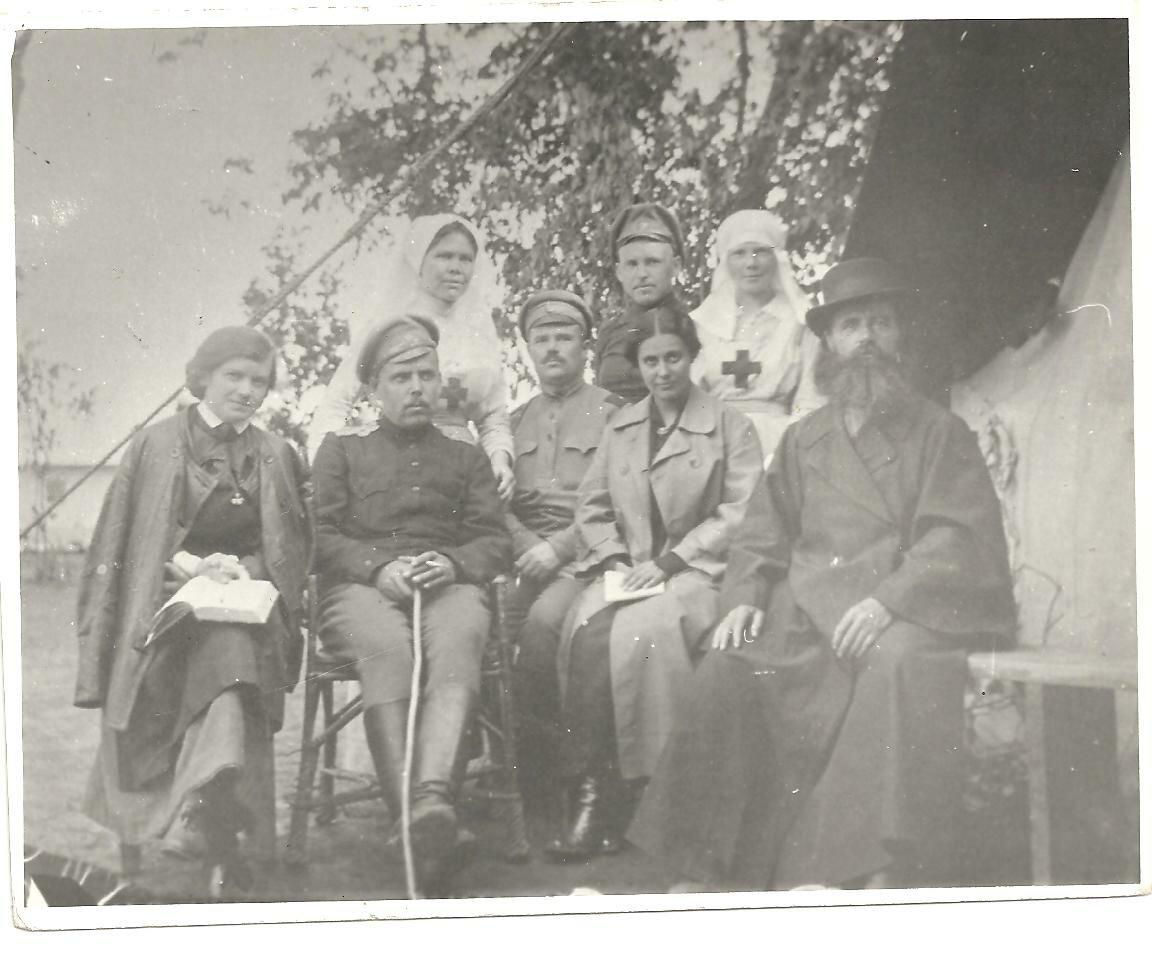 Жители Севска
