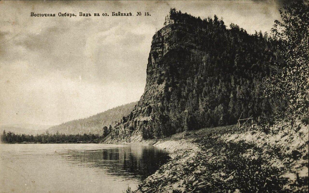 Вид на Байкале
