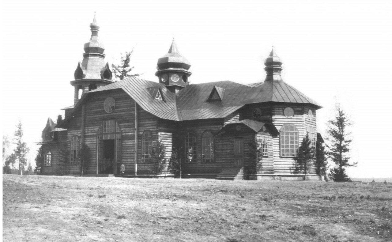 Лагерная Церковь Свв. Петра и Павла 28-го Сибирского стрелкового полка