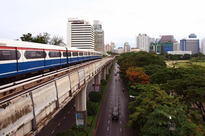 Сезон дождей в Янгоне в семи частях. Ч.1. Как получить визу Мьянмы в Бангкоке