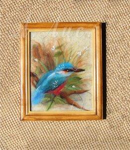 3.Мастер класс - Рисование картины шерстью.  Картины из шерсти очень...