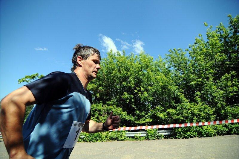 Открытые соревнования САО по триатлону