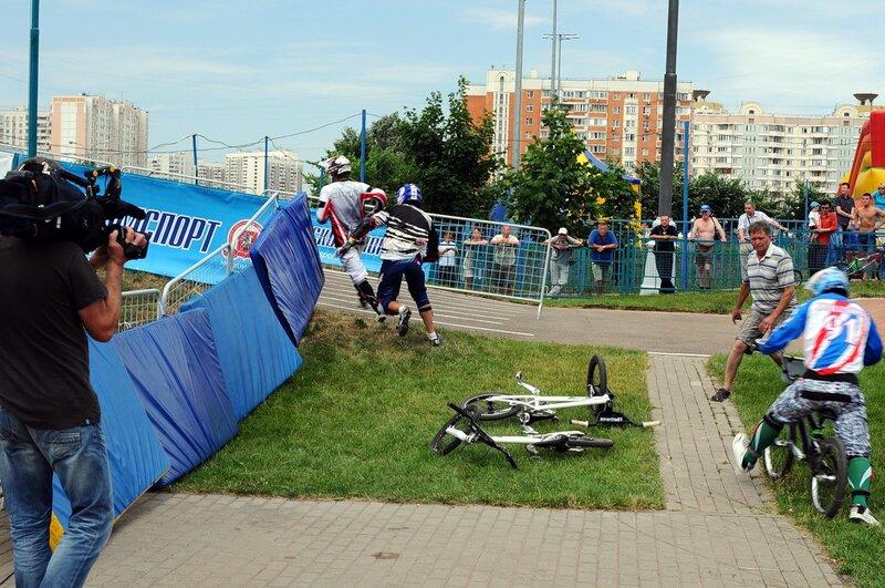 Чемпионат России по ВМХ