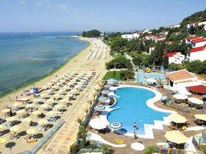 Типичный вид курортов Болгарии
