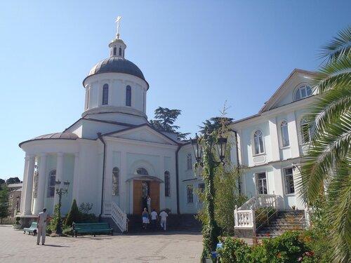 Собор покровителя Сочи