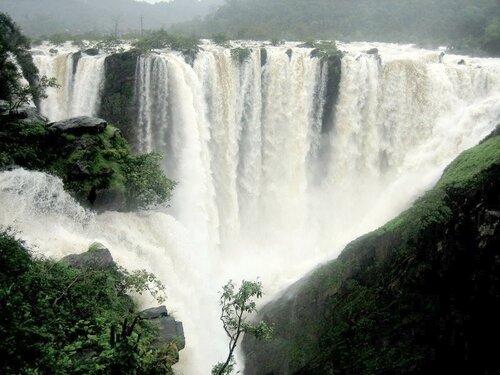 Водопад Йог, ИНДИЯ