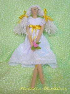 Ярмарка Мастеров - ручная работа Тильда-ангел.  Handmade.