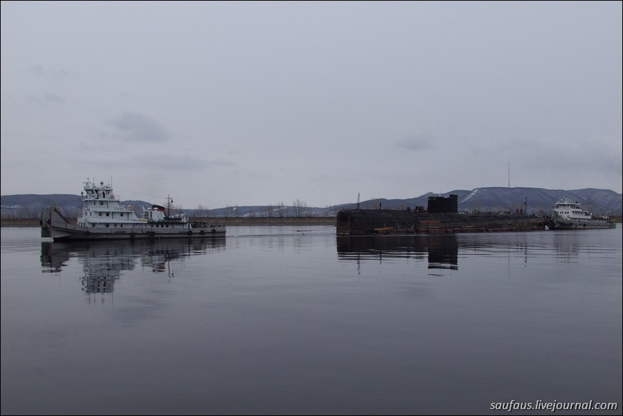 Подводная лодка Б-307