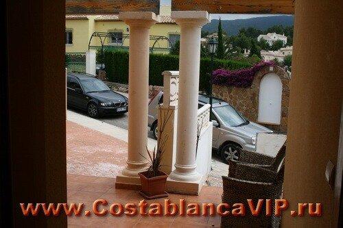 Таунхаус в Monte Corona, таунхаус в Монте Корона, адосадо, adosado, CostablancaVIP, Коста Бланка, недвижимость в Испании, таунхаус в Испании, адосадо в Испании, элитный посёлок