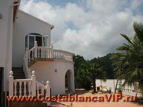 вилла в Monte Corona, вилла в Монте Корона, вилла в Испании, недвижимость в Испании, Коста Бланка, CostablancaVIP, вилла с видом на море, вилла с видом на горы