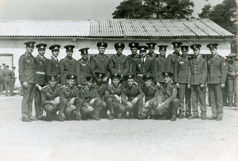 ГСВГ. Мальвинкель, 1987