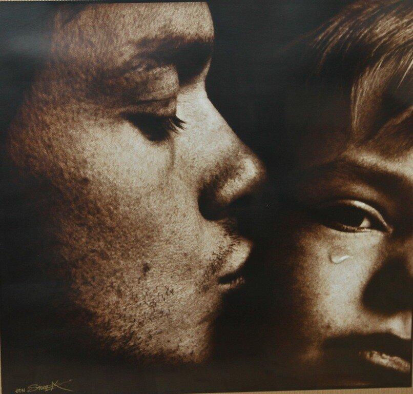 "Ян Саудека  ""Kissing the tears away"" 1967"