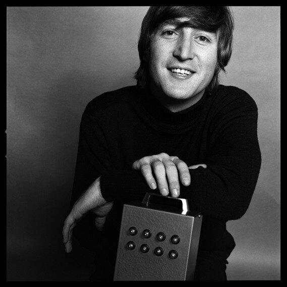 John Lennon, 1965 copyright Duffy Archive