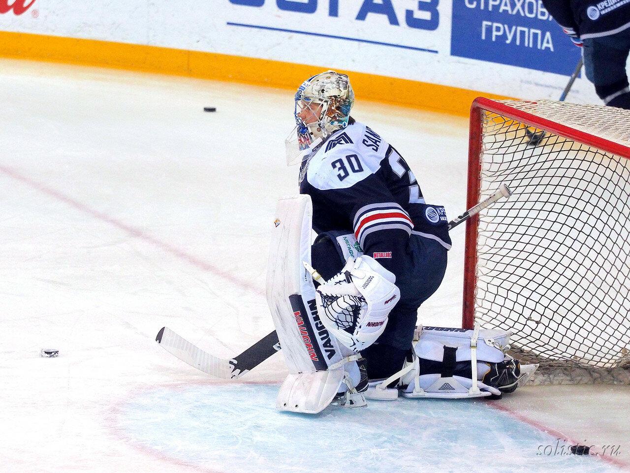 36 Металлург - Сибирь 09.11.2017
