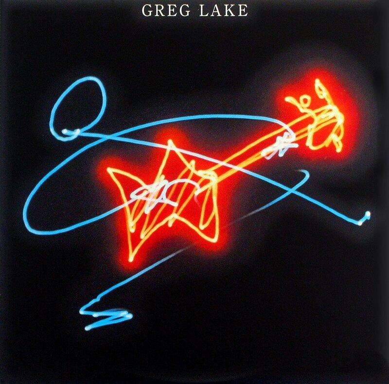 Greg Lake - Greg Lake