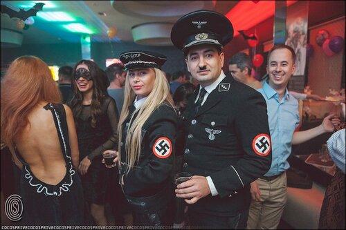 Кишинев принял визит Адольфа Гитлера и Евы Браун