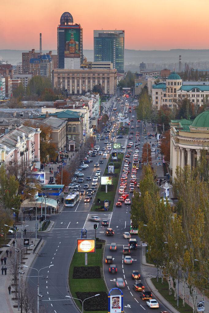 Донецк картинки города