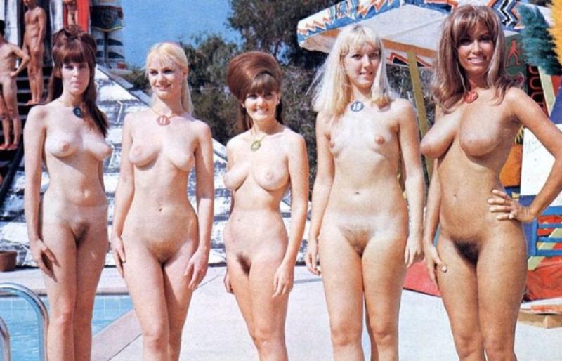 фото голых мисс