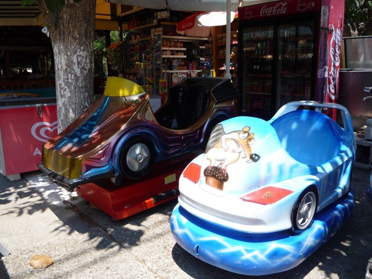 Чем заняться с детьми на о.Корфу (Греция)