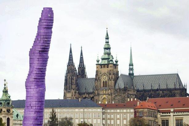 Президенту Чехии показали фак