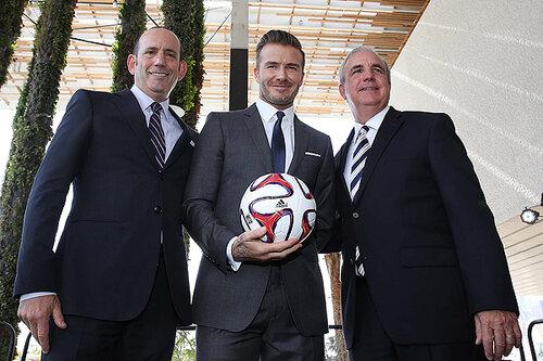 Дэвид Бекхэм создаст в Майами собственный футбольный клуб